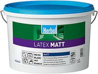herbol latex matt weiss 12 5ltr farben shop. Black Bedroom Furniture Sets. Home Design Ideas