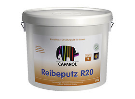 caparol reibeputz r20 wei 25kg farben shop. Black Bedroom Furniture Sets. Home Design Ideas